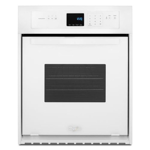 Whirlpool Electric Wall Ovens - Whirlpool 3.1 Cu. Ft. Single Wall Oven with High-Heat Self-Cleaning System
