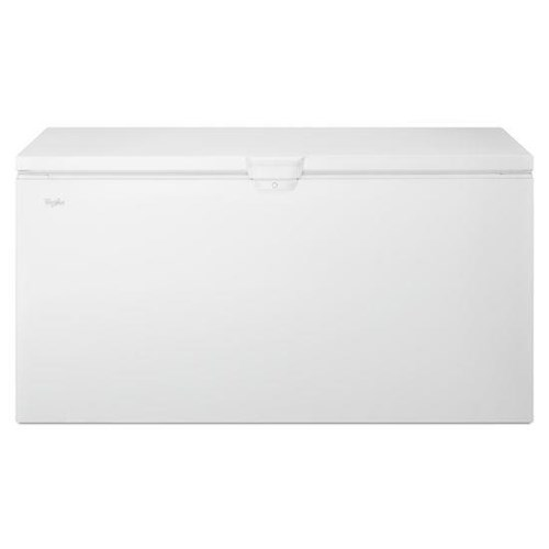 Whirlpool Freezer Chest 22 cu. ft. Chest Freezer with Extra-Large Capacity