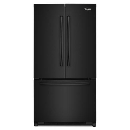 Whirlpool French Door Refrigerators 25 cu. ft. French Door Refrigerator with Interior Water Dispenser