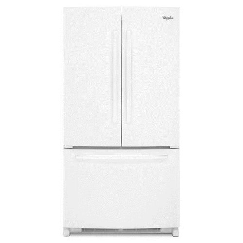 Whirlpool French Door Refrigerators 20 cu. ft. ENERGY STAR® Counter Depth French Door Refrigerator with Temperature-Controlled Full-Width Pantry