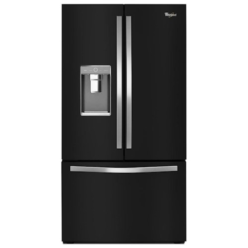 Whirlpool French Door Refrigerators 36-inch Wide French Door Refrigerator with Infinity Slide Shelf - 32 cu. ft.