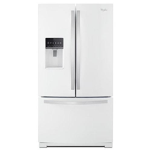 Whirlpool French Door Refrigerators 36