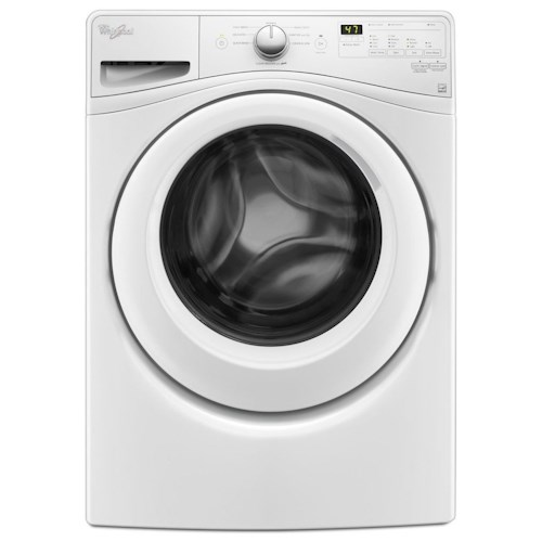 Whirlpool Front Load Washers 4.5 cu. ft. Front Load Washer with Precision Dispense