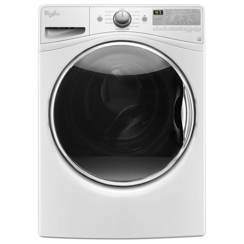 Whirlpool Front Load Washers 4.5 cu. ft. Front Load Washer with TumbleFresh™  Option