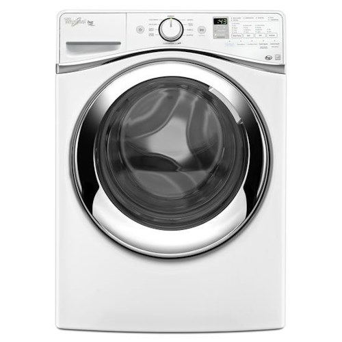Whirlpool Front Load Washers 4.3 cu. ft. Duet® Steam High Efficiency Washer with Clean Boost Option with Steam