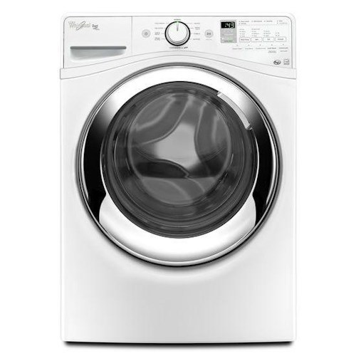 Whirlpool Front Load Washers 4.3 cu. ft. ENERGY STAR® Duet® Steam Front Load Washing Machine with Steam Clean Option