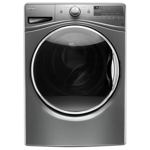 Whirlpool Front Load Washers 4.5 cu. ft. Front Load Washer with 12-Hour FanFresh® option