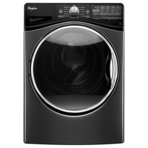 Whirlpool Front Load Washers 4.5 cu. ft. Front Load Washer with Load & Go™ Bulk Dispenser