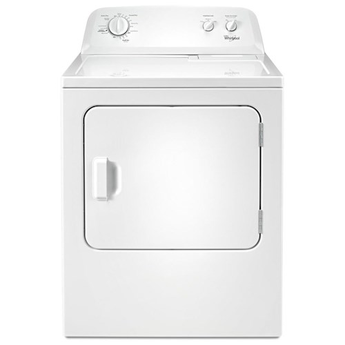 Whirlpool Gas Dryers 7.0 cu. ft. Top Load Paired Dryer with the Wrinkle Shield™ option