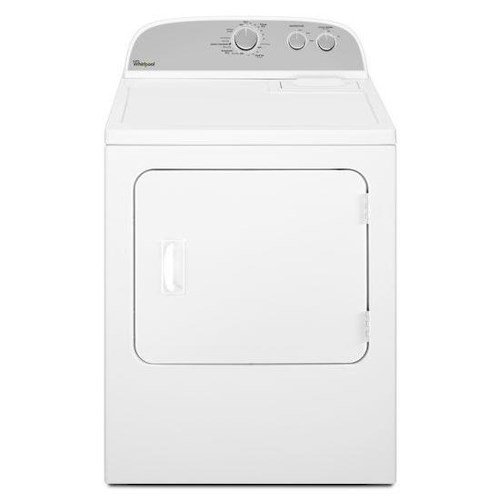 Whirlpool Gas Dryers 7.0 cu. ft. Top Load Gas Dryer with Heavy Duty Cycle