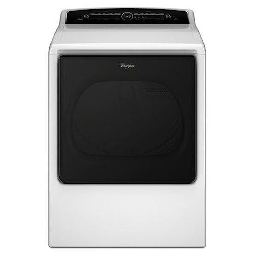 Whirlpool Gas Dryers 8.8 cu. ft. Cabrio® High-Efficiency Gas  Dryer with Quad Baffles