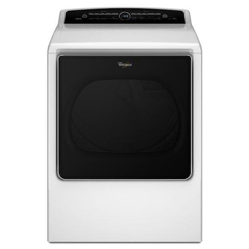 Whirlpool Gas Dryers 8.8 cu. ft. Cabrio® High-Efficiency Gas Steam Dryer