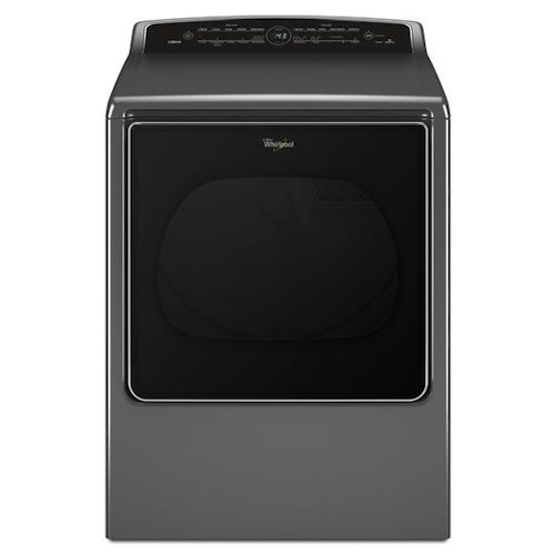 Whirlpool Gas Dryers 8.8 cu. ft. Smart Cabrio® Large Capacity Dryer with Laundry App