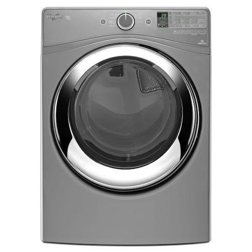 Whirlpool Gas Dryers 7.4 cu. ft. ENERGY STAR® Duet® Front Load Gas Steam Dryer with Wrinkle Shield™ Plus Option with Steam