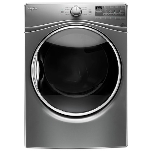 Whirlpool Gas Dryers 7.4 cu. ft. Gas Dryer with Advanced Moisture Sensing