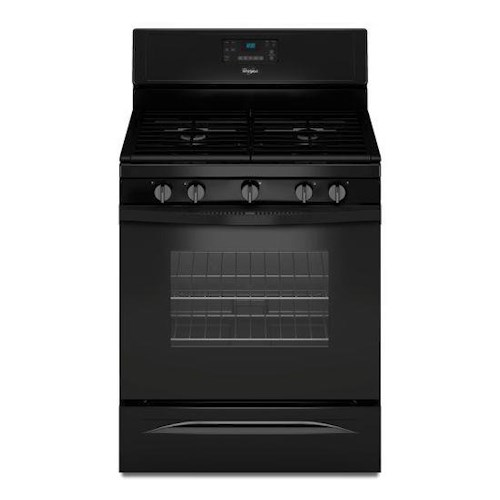 Whirlpool Gas Ranges 5.0 Cu. Ft. Freestanding Gas Range with Fan Convection Cooking