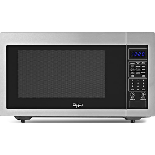 Whirlpool Microwaves 1.6 Cu. Ft. Countertop Microwave with Sensor Cooking