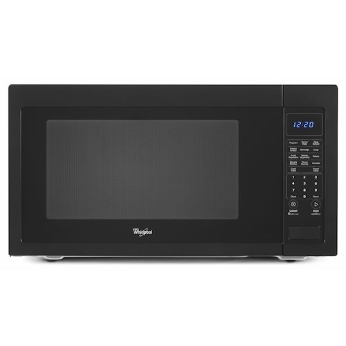 Whirlpool Microwaves 2.2 Cu. Ft. Countertop Microwave with Greater Capacity