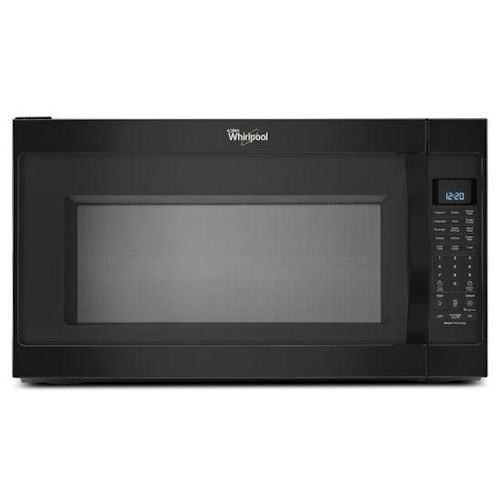 Whirlpool Microwaves - Whirlpool 2.0 cu. ft. Microwave Hood Combination with CleanRelease® Non-Stick Interior