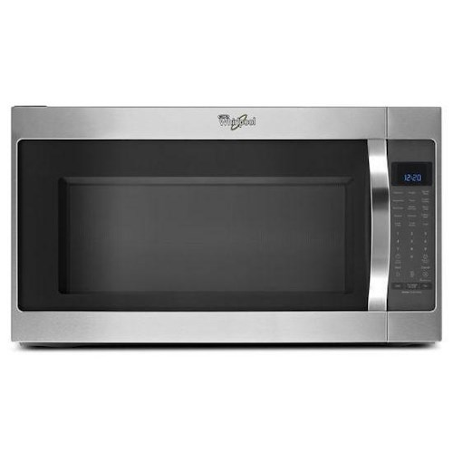 Whirlpool Microwaves - Whirlpool 2.0 cu. ft.Microwave Hood Combination with CleanRelease® Non-Stick Interior