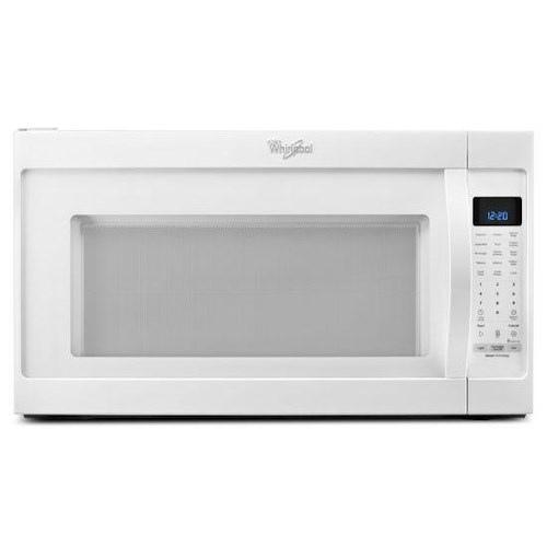 Whirlpool Microwaves 2.0 cu. ft. Microwave Hood Combination with CleanRelease® Non-Stick Interior