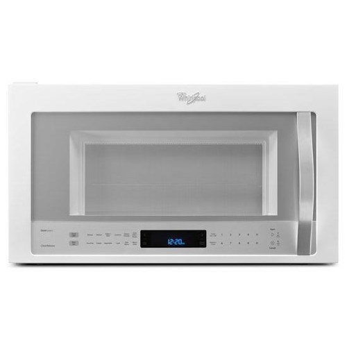 Whirlpool Microwaves 1.9 cu. ft. Microwave Hood Combination with True Convection
