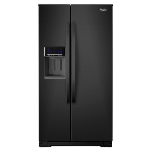 Whirlpool Side-By-Side Refrigerators 20.6 cu. ft. Counter Depth Side-by-Side Refrigerator with In-Door-Ice® Plus System