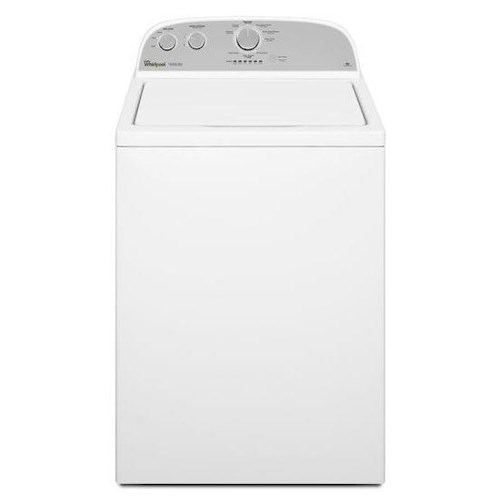 Whirlpool Top Load Washers 3.5 cu. ft. High-Efficiency Top Load Washer with Clean Washer Cycle featuring Affresh® Washer Cleaner