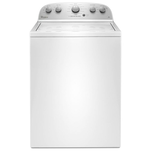 Whirlpool Top Load Washers 3.5 cu. ft. Top Load Washer with the Deep Water Wash option