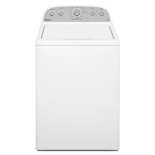 Whirlpool Top Load Washers 3.6 cu. ft. High-Efficiency Top Load Washer with Quick Wash Cycle