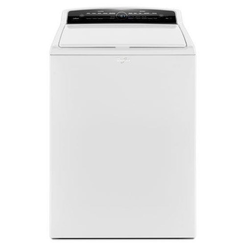 Whirlpool Top Load Washers Energy Star® 4.8 cu. ft. Cabrio® High-Efficiency Top Load Washer with Industry-Exclusive ColorLast™ Option