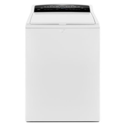 Whirlpool Top Load Washers ENERGY STAR® 4.8 cu. ft. Cabrio®  High-Efficiency Top Load Washer with Clean Boost Option