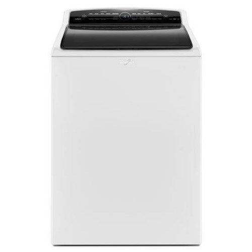 Whirlpool Top Load Washers Energy Star® 4.8 cu. ft. Cabrio® High-Efficiency Top Load Washer with Steam Clean Option