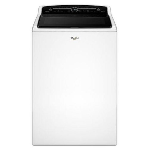 Whirlpool Top Load Washers Energy Star® 5.3 cu. ft. Cabrio®  High-Efficiency Top Load Washer with Precision Dispense