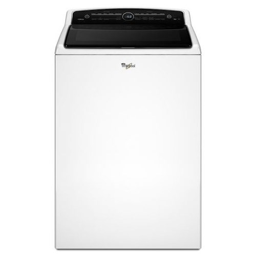 Whirlpool Top Load Washers ENERGY STAR® 5.3 cu. ft. Cabrio®  High-Efficiency Top Load Washer with Clean Boost Option
