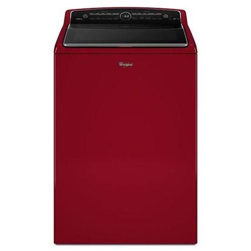 Whirlpool Top Load Washers Energy Star® 5.3 cu. ft. Cabrio®  High-Efficiency Top Load Washer with Active Spray Technology