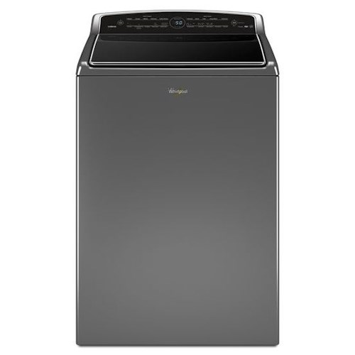 Whirlpool Top Load Washers ENERGY STAR® 5.3 cu. ft. Smart Cabrio® Top Load Washer with Laundry App