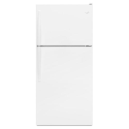 Whirlpool Top Mount Refrigerators Energy Star® 18.2 cu. ft., 30
