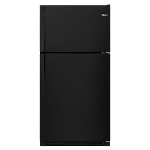 Whirlpool Top Mount Refrigerators 18 Cu. Ft. Top-Freezer Refrigerator with Flexi-Slide™ Bin