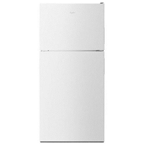 Whirlpool Top Mount Refrigerators Energy Star® 18 cu.ft. 30
