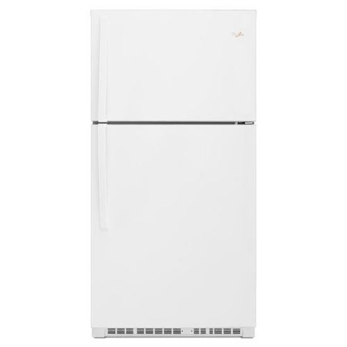 Whirlpool Top Mount Refrigerators 21.3 cu. ft. Top-Freezer Refrigerator with LED Interior Lighting