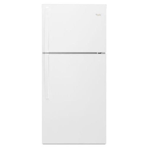 Whirlpool Top Mount Refrigerators 19.2 cu. ft., 30-Inch Top-Freezer Refrigerator with LED Interior Lighting