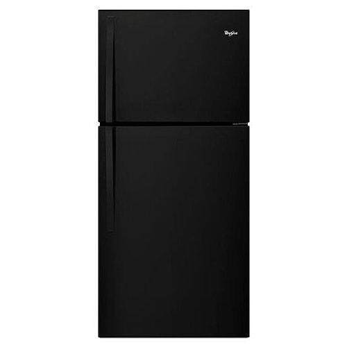 Whirlpool Top Mount Refrigerators Energy Star® 19.2 cu. ft., 30-inch Top-Freezer Refrigerator with LED Interior Lighting