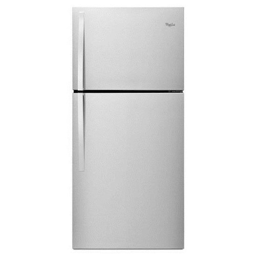 Whirlpool Top Mount Refrigerators Energy Star® 19.2 cu. ft., 30-inch Top-Freezer Refrigerator with LED Interior Lighting