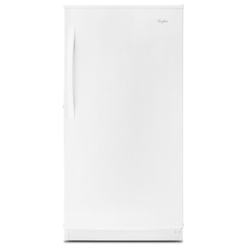 Whirlpool Upright Freezers 16 cu. ft. Upright Freezer with Frost-Free Defrost