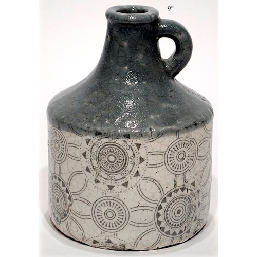 Will's Company Accents Terracotta Jug - 9