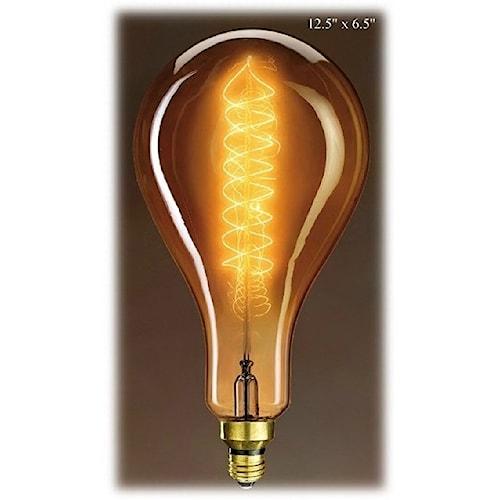 Will's Company Accents Grand Nostalgic Bulb - 12.5