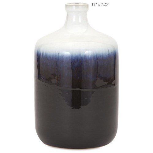 Will's Company Accents Quinlyn' Vase - 12