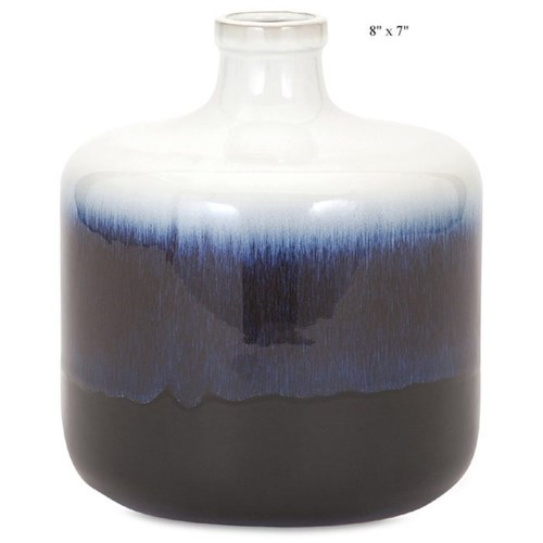 Will's Company Accents Quinlyn' Vase - 8