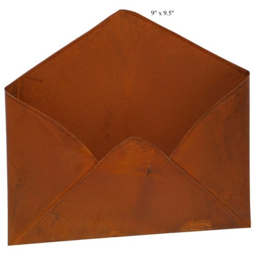 Will's Company Accents Rust Envelope - 9.5